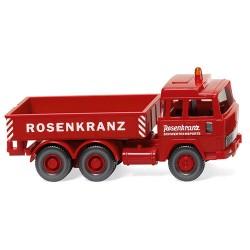 ** Wiking 050901 Magirus Heavy Duty Truck Rosenkranz