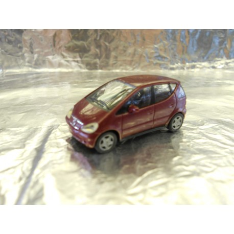 ** Herpa 033107 Mercedes Benz A-Class facelift, Metallic