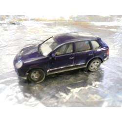 ** Herpa 033145 Porsche Cayenne S, Metallic