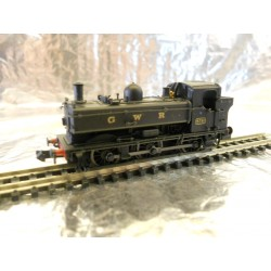 ** Dapol 2S-007-015 Pannier 9791 GWR Black Lettered Later Cab