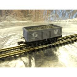 ** Dapol 2F-071-014 GWR 7 - Plank Wagon
