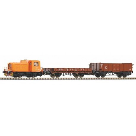 ** Piko 59022 Smart Control Light DR Freight Starter Set IV (DCC-Fitted) - HO Scale