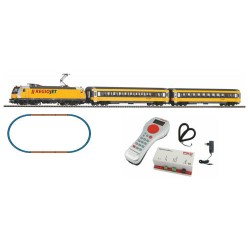 ** Piko 59021 SmartControl Light Regiojet Starter Set VI (DCC-Fitted) - HO Scale