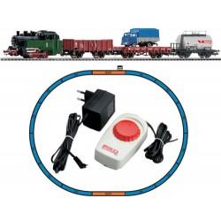 ** Piko 97907 Hobby PKP Steam Freight Starter Set - HO Scale