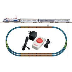 ** Piko 97906 Hobby PKP ES64U4 Passenger Starter Set - HO Scale