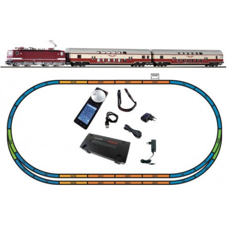 ** Piko 59117 SmartControl DR Premium Starter Set VI (DCC-Sound) - HO Scale