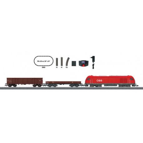 ** Marklin 29020 Start Up OBB Hercules Freight Starter Set V (MFX-Fitted) - HO Scale