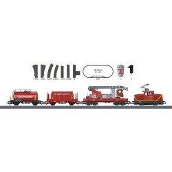** Marklin 29752 Start Up Fire Department IR Starter Set (FX-Fitted) - HO Scale