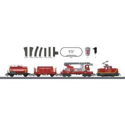 ** Marklin 29752 Start Up Fire Department IR Starter Set (FX-Fitted) - HO Scale
