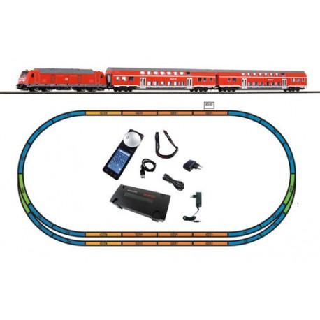 ** Piko 59112 SmartControl DBAG Premium Starter Set VI (DCC-Sound) - HO Scale