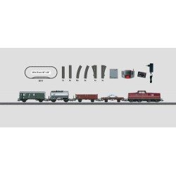 ** Marklin 29711 DB V80 Freight Starter Set III (FX-Fitted) - HO Scale