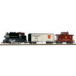 ** Piko 37103 PRR Freight Starter Set -G Scale