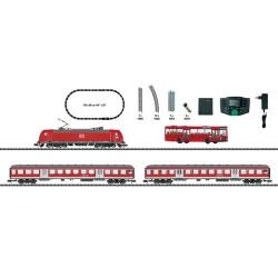 ** Minitrix 11140 DBAG BR146.2 Regional Express Starter Set VI (DCC-Sound) - N Scale