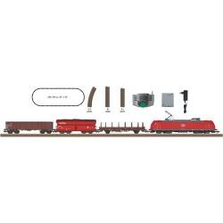 ** Trix 21527 DBAG BR185.1 Freight Digital Starter Set V (DCC-Fitted) - HO Scale