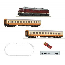 ** Roco 51301 Start DR BR132 Digital Starter Set IV (DCC-Fitted) - HO Scale