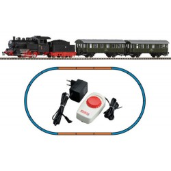 ** Piko 97920 Hobby PKP Steam Passenger Starter Set - HO Scale