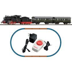 ** Piko 97920 Hobby PKP Steam Passenger Starter Set - HO Scale