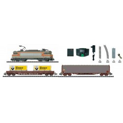 ** Minitrix 11142 SNCF Electric Freight Digital Starter Set V (DCC-Fitted) - N Scale