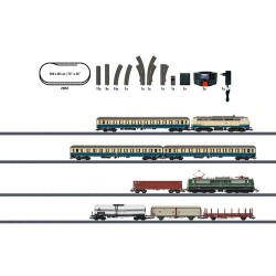 ** Marklin 29051 DB BR151 Premium Digital Starter Set IV (MFX-Sound) - HO Scale