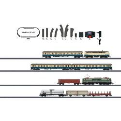 ** Marklin 29051 DB BR151 Premium Digital Starter Set IV (MFX-Sound) - HO Scale