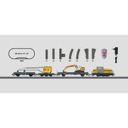 ** Marklin 29183 Start Up Construction Site Starter Set (FX-Fitted) - HO Scale