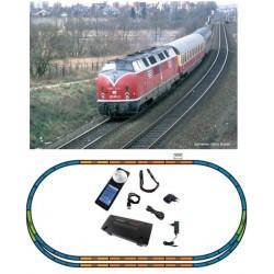 ** Piko 59116 Smartcontrol DB BR221 Premium Starter Set VI (DCC-Sound) - HO Scale