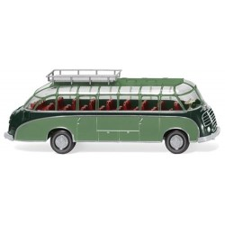 ** Wiking 073002 Setra S8 Tour Bus Dark Green/Green