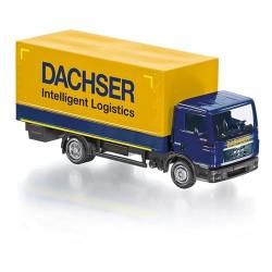 ** Wiking 077428 WIKINGControl87 MAN TGL Dascher Flatbed Truck