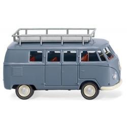 ** Wiking 078810 VW T1 T2 Bus Blue