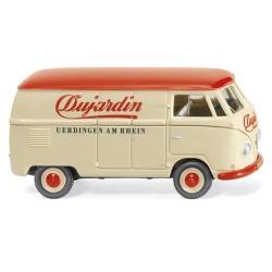 ** Wiking 078811 VW T1 (Typ2) Dujardin Van