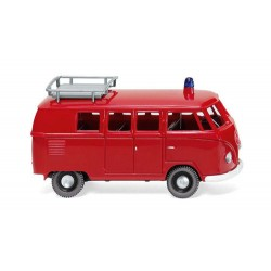 ** Wiking 078812 VW T1 Typ2 Bus Fire Service