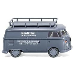 ** Wiking 079715 VW T1 Nordkabel Box Van