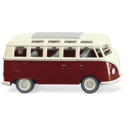 ** Wiking 079722 VW T1 Samba Bus Purple/Cream