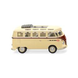 ** Wiking 079723 VW T1 Samba Bus Dr Oetker