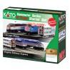 ** Kato 106-0034 Virginia Railways Express F40PH Passenger Starter Set - N Scale