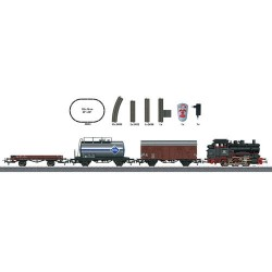 ** Marklin 29323 Start Up DB BR89 Steam Freight Starter Set III (MFX-Fitted) - HO Scale