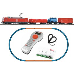 ** Piko 59004 SmartControl Light DBAG BR185 Starter Set VI (DCC-Fitted) - HO Scale