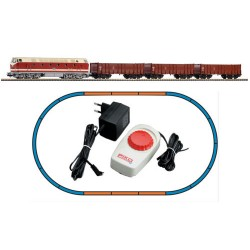** Piko 57136 Hobby DR BR119 Freight Starter Set - HO Scale