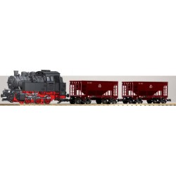 ** Piko 37100 DB BR80 Freight Starter Set III - G Scale