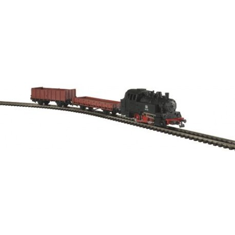 ** Piko 57092 myTrain Steam Freight Starter Set - HO Scale