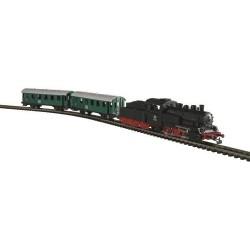 ** Piko 57091 myTrain Steam Passenger Starter Set - HO Scale