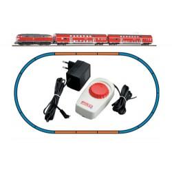 ** Piko 57150 Hobby DB Regio BR218 Passenger Starter Set - HO Scale