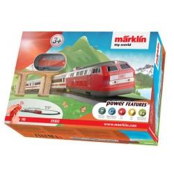 ** Marklin 29302 MyWorld German Intercity Starter Set - HO Scale