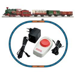 ** Piko 57080 Hobby Christmas Steam Starter Set - HO Scale