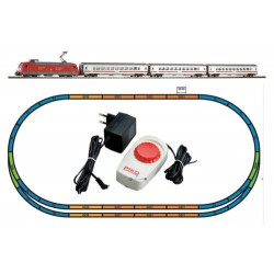 ** Piko 59100 Hobby DB BR101 Passenger Starter Set - HO Scale