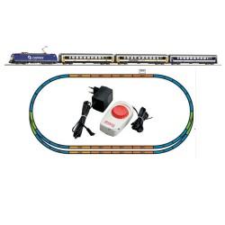 ** Piko 57180 Hobby Connex BR185 Passenger Starter Set - HO Scale