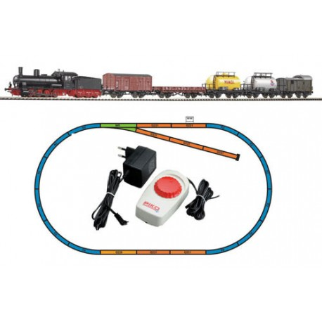** Piko 57120 Hobby DB G7 Freight Starter Set - HO Scale