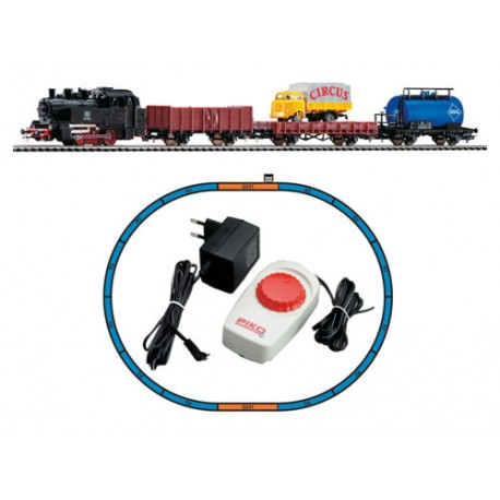 ** Piko 57111 Hobby DB Steam Freight Starter Set - HO Scale