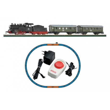 ** Piko 57110 Hobby DB Steam Passenger Starter Set - HO Scale