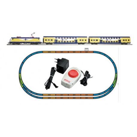 ** Piko 57181 Hobby Metronom BR146 Passenger Starter Set - HO Scale